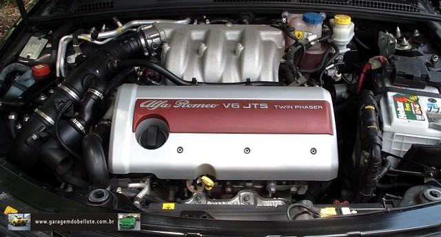 Alfa Romeo 159 Q4 V6