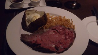 THE KEG, Prime Rib Steak