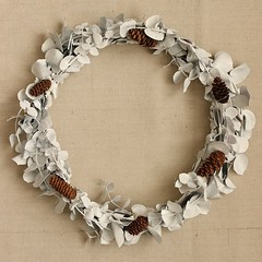 Minimalist Wreath