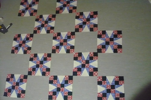 Celtic Solstice - design floor