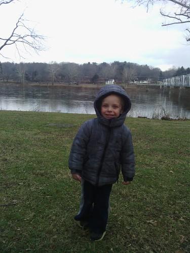 Dec 31 2013 Delaware River