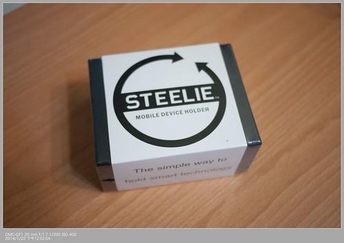 STEELIE 磁吸式萬用支架車架組