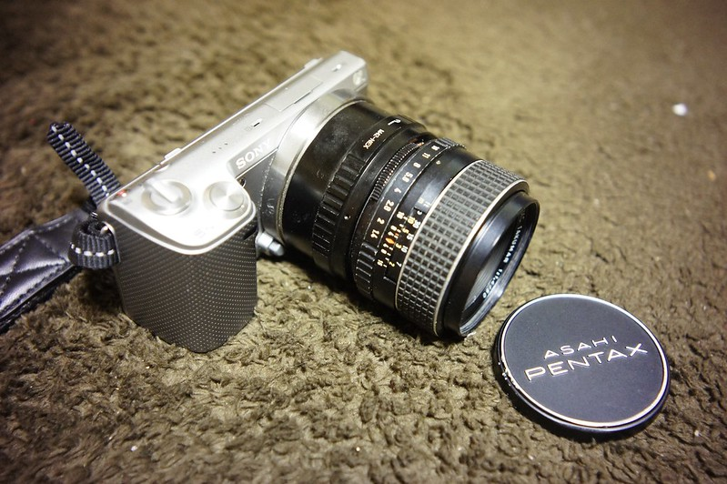 NEX-5N PENTAX SMC TAKUMAR 50mm F1.4