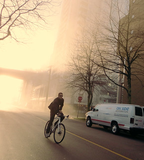 Cycling out of the Fog