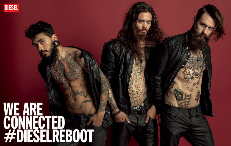 diesel ad campaign