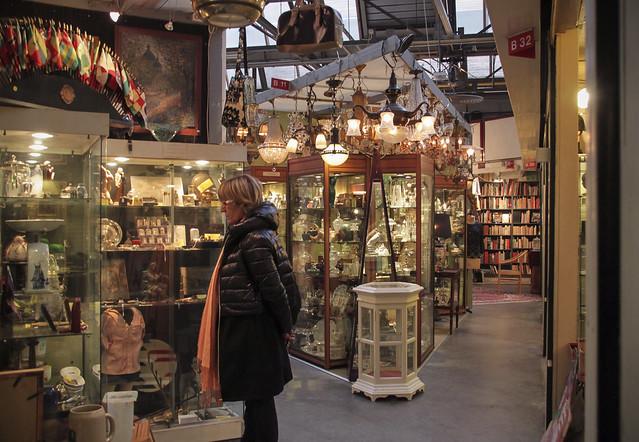 Antiekcentrum - Amsterdam