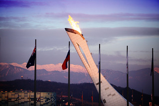 Sochi 2014 Olympic Flame