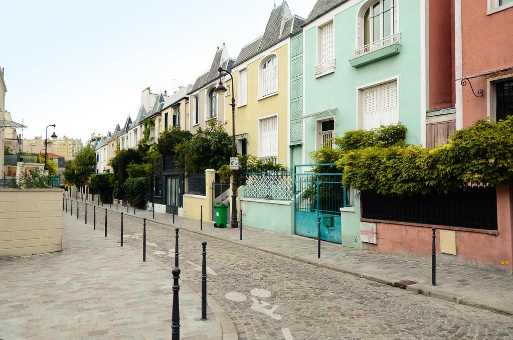 Rue Dieulafoy