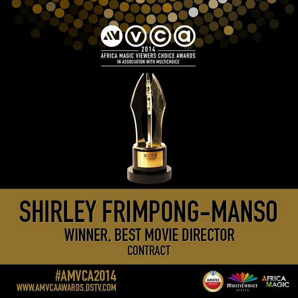 Best Director award