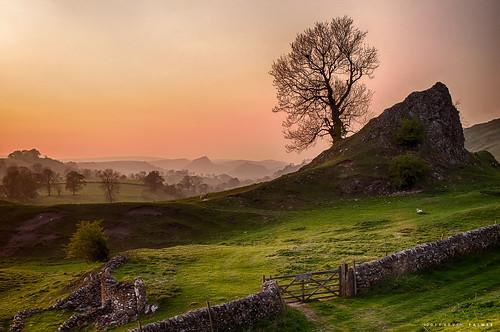 england castle spring nikon pilsbury seasons derbyshire ruin conservation april hdr ruraldecay gbr thepeakdistrict inexplore leefilters nikond90 leendgrad thisisderbyshire threeshiresphotographers