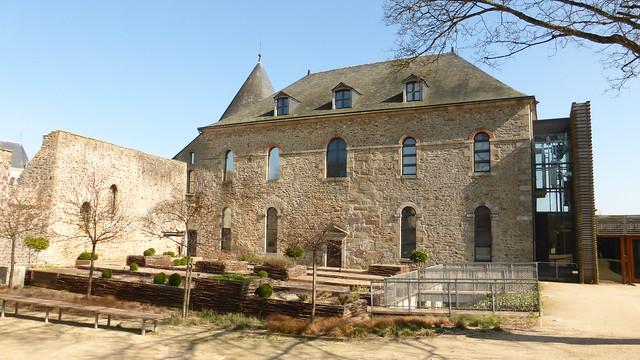 459 Le château de Mayenne