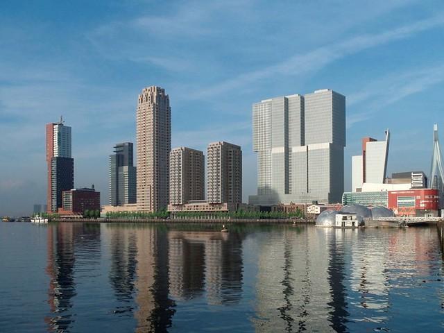 Boston & Seattle Rotterdam 1