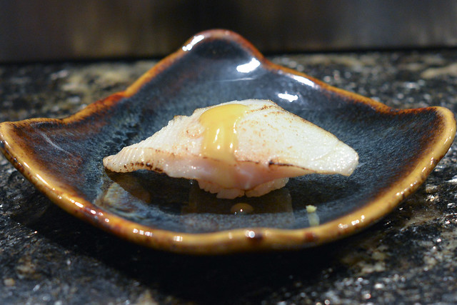 Black Cod miso vinegar