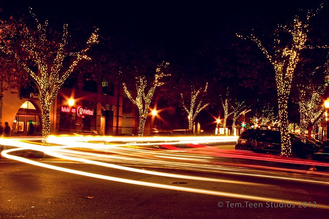 Lights of Town