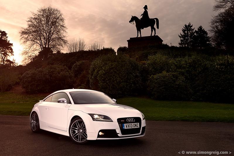 2013 Audi TTS Black Edition