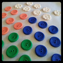 Revisiting buttons #buttons #polymerclay
