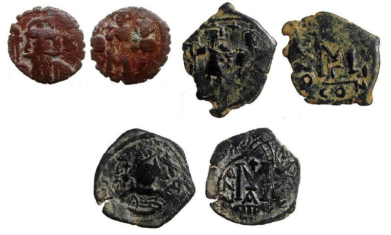 Lot de 11 Byzantine avec raretés à petit prix ! [vendu] 13584305933_656c9eced6_c
