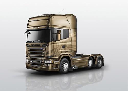 Scania Golden Griffin