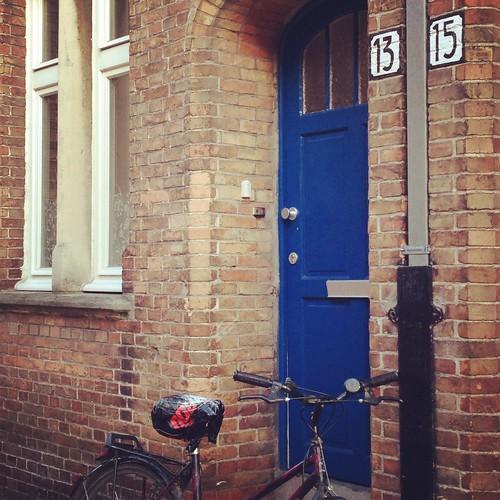 Maison à Bruges, Belgique