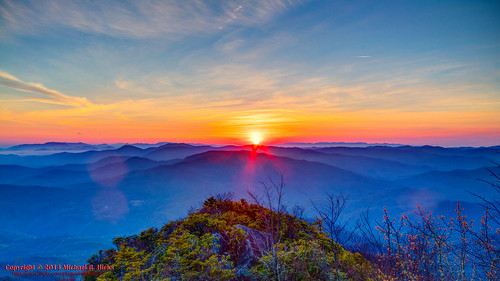 usa sunrise landscape geotagged spring unitedstates hiking tennessee hdr cosby greatsmokymountainsnationalpark gsmnp photomatix crestmont sigma1020mmf456exdc mountcammerer canon7d nashvillehikingmeetup catonsgrove geo:lat=3576362389 geo:lon=8316125393