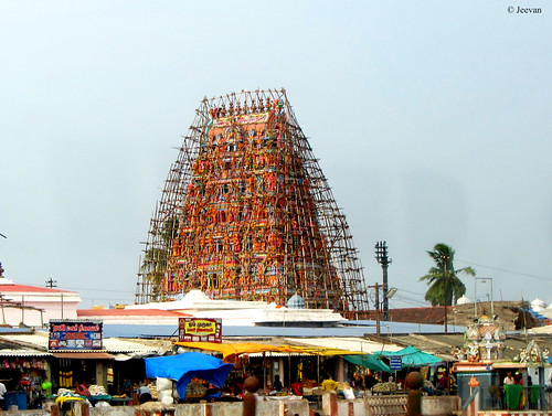 Thiruporur Murugan Temple...