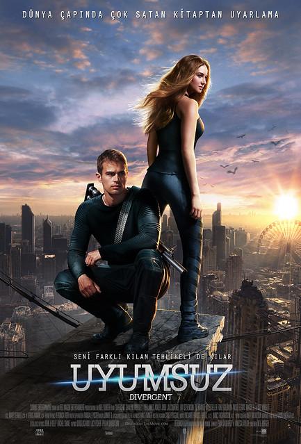Uyumsuz - Divergent (2014)