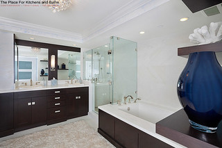 The Place for Kitchens and Baths - Palm Beach Transitional Spaces