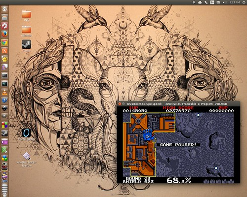 Ubuntu 14.04 volfied