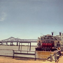 Hello Mississippi, New Orleans