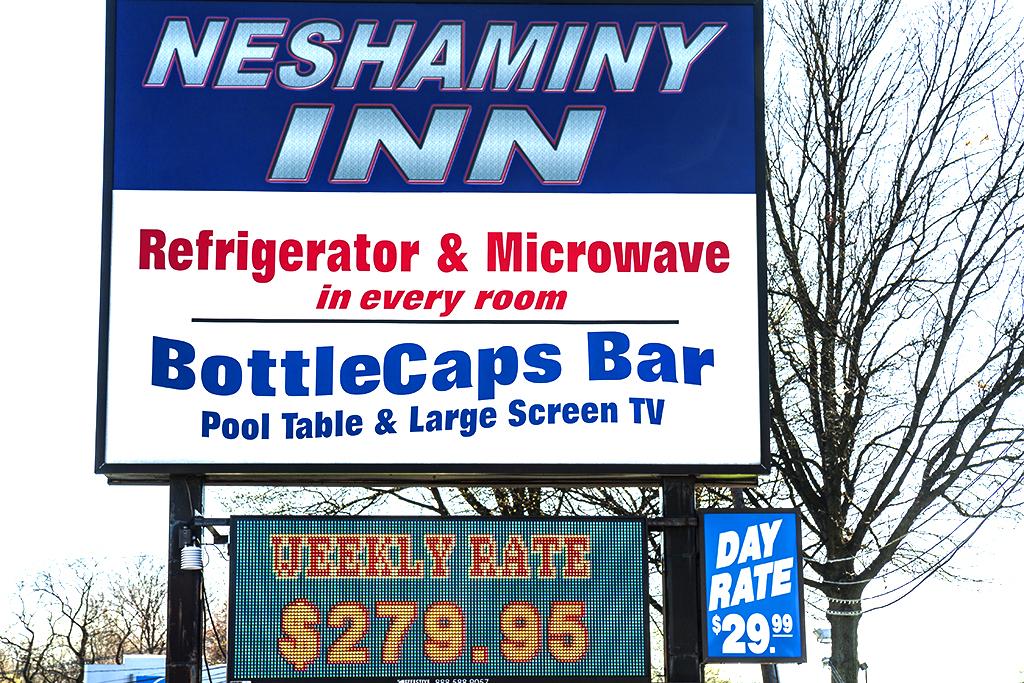 NESHAMINY-INN--Bensalem-Township