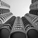 River City Condomiums (Bertrand Goldberg) by Kevin Dickert