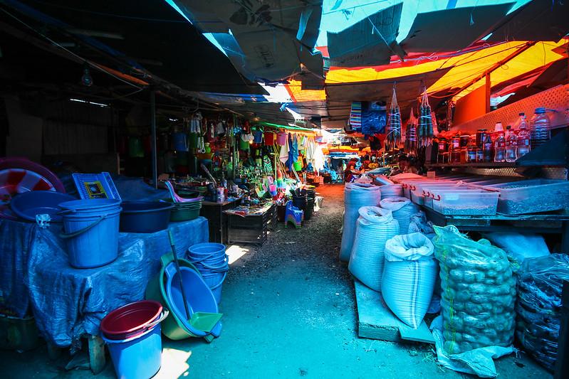 Didube market, Tbilisi