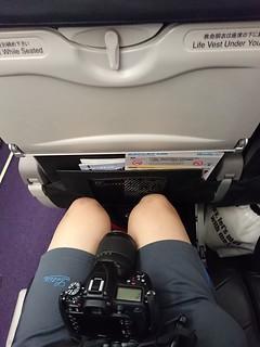 香草航空A330椅距