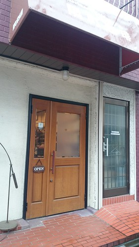 隣町珈琲 入り口