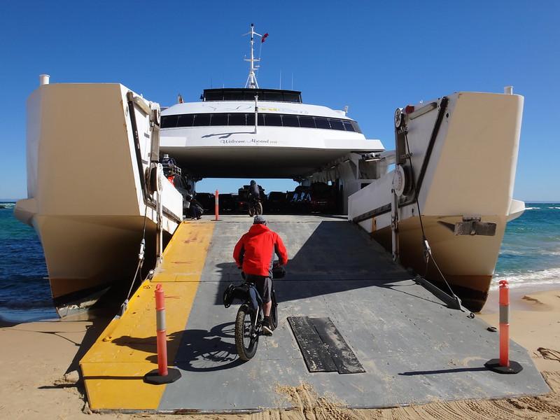 Boarding the Micat