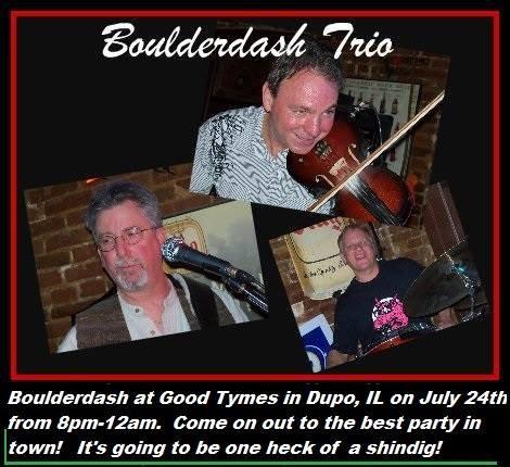 Boulderdash 7-24-15