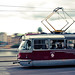 Tatra T3R.PLF tram in Prague by Michal Jeska