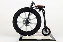 penny-farthing mountainbike