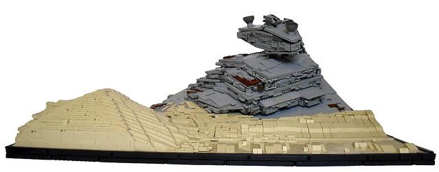 Lego Super Star Destroyer Brick Builder