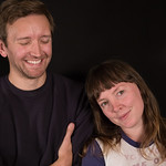 Thu, 02/03/2017 - 3:27pm - Sylvan Esso  Live in Studio A, 3.2.17 Photographer: Sarah Burns
