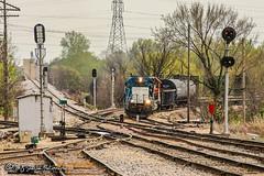 EMDX 762 | EMD GP38-2 | CN Memphis Subdivision