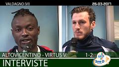 Altovicentino-Virtus V. del 26-03-17