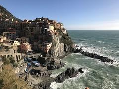 Giorno 3: Cinque Terre, Riviera Italiana, Ligúria