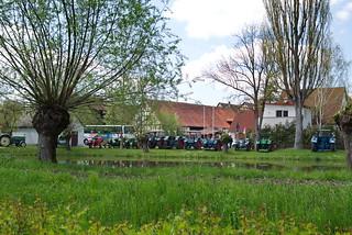 Traktortreffen in Oberntief  2016