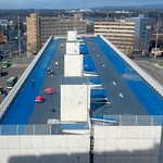 Top of Preston Bus Station