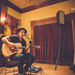 Evan Bartels at The Ferguson House for Soup & Songs March 18, 2017