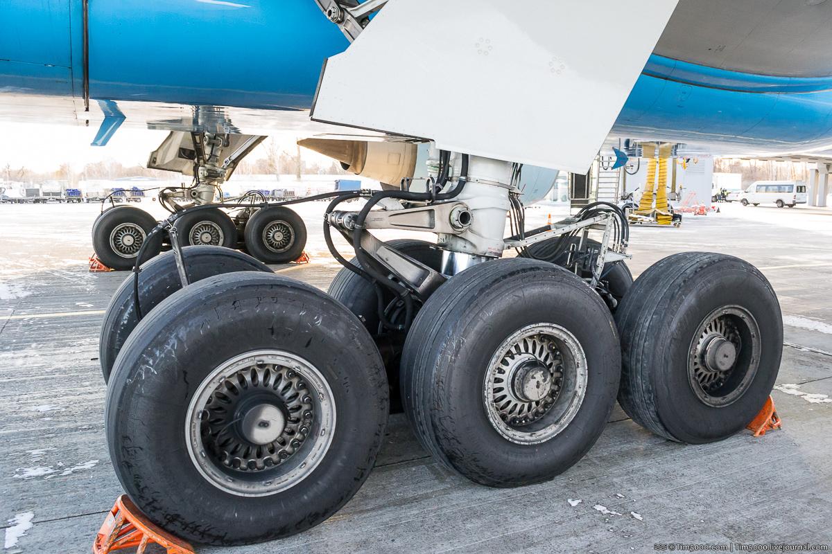 Шасси Boeing 777!