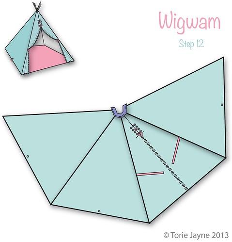 Wigwam Step 12
