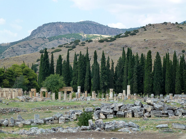 Turquie - jour 12 - De Kas à Pamukkale - 081 - Hierapolis