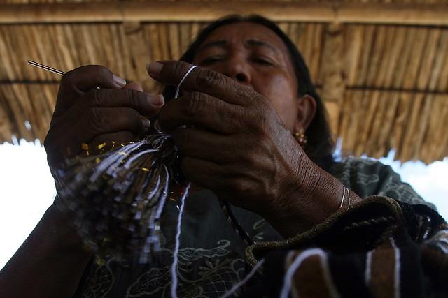 Wayuu de carne y hueso